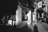 Hayes Street, San Francisco (Postcards from San Francisco) Tags: ma hayesstreet sanfrancisco jchstreetpan400 21sem selfportrait analog film