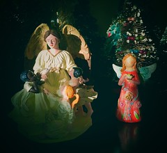 Christmas Angels (t conway) Tags: