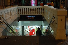 171226 1016 (chausson bs) Tags: barcelona metro metrodebarcelona nocturnas nocturnes noche nuit nit night