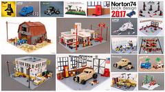 Norton74 2017 Line-up