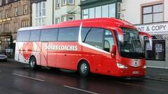 Solus Coaches, Scania Irizar i6, YN15 EKB. (croz1375) Tags: soluscoachestamworth scaniakb360eb4 yn15ekb irizari6