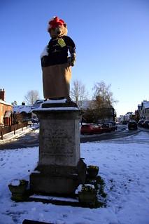 Dunchurch Village Statue (52/52).