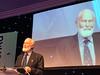 Sir Chris Bonington (paul indigo) Tags: chrisbonnington everest paulindigo conference man portrait speaker stage talk