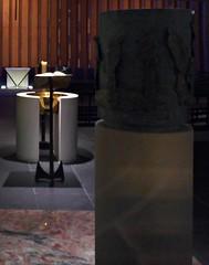 17 - Créteil, Cathédrale Notre-Dame (melina1965) Tags: 2017 décembre december îledefrance valdemarne nikon coolpix s3700 créteil église églises church churches sol sols pavement autel autels altar altars