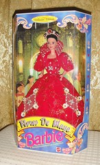 1998 Flores de Mayo Reyna Elena Barbie (1) (Paul BarbieTemptation) Tags: 1998 flores de mayo barbie reyna elena santacruzan festival collection superstar philippines exclusive collector limited edition