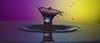 Liquid glass (jeff's pixels) Tags: water collision drop color macro highspeed nikon d850 crown