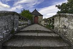 "La Chapelle Sainte-Barbe Le Faouët - 6 <a style=""margin-left:10px; font-size:0.8em;"" href=""http://www.flickr.com/photos/94459875@N05/24625204117/"" target=""_blank"">@flickr</a>"