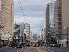 八丁堀, Hiroshima downtown, Japan (yuyugreen) Tags: 日本 広島 japan hiroshima