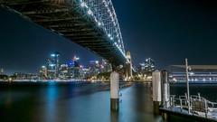 Sydney (Tonitherese) Tags: bridge sydney harbour