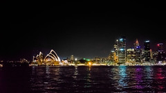 Sydney by Night (Manny Esguerra) Tags: urban city cityscape sydney architecture travel outdoors