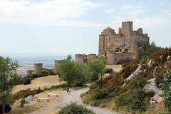 Castillo de Loarre (falk.petro) Tags: castillodeloarre spain spanien flickr urlaub loarre aragon esp