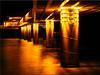 At night under the pier of Timmendorfer Strand (Ostseetroll) Tags: deu deutschland geo:lat=5399472526 geo:lon=1079244391 geotagged ostseeküste schleswigholstein timmendorferstrand ostsee balticsea lübeckerbucht nachtaufnahme nightshot seebrücke pier mikadoteehaus