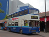3036 | F36 XOF (Coventry Bus Pictures) Tags: coventry travel west midlands mcw metrobus mk2 mk2a