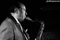 Benny Golson Quartet (Joe Herrero) Tags: aprobado benny golson quartet jazz saxophone directo live concert bolo gig madrid clamores