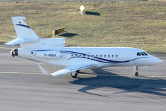 Eagle Aviation GmbH Dassault Falcon 900LX D-ABBA (c/n 303) (Manfred Saitz) Tags: vienna airport schwechat vie loww flughafen wien eagle aviation dassault falcon 900 f900 dabba dreg