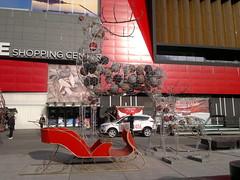 20171223_123057 (vale 83) Tags: reindeer sleigh ušće shopping center belgrade serbia nokia n8 friends coloursplosion colourartaward christmas