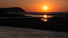 Newport Sands.... (AJFpicturestore) Tags: newportbay newport sands sanddunes sunset dinashead rivernevern pembrokeshire wales theparrog