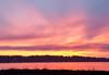 Sunrise over Tsawwassen (glenbodie) Tags: 201801 bodie dncb ferry glen glenbodie