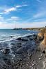 Pigeon Point Rocky Beach (pillar point posters) Tags: building california coastside halfmoonbay lighthouse pigeonpoint