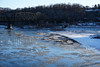 DSC02296 (gstamets) Tags: easton delawareriver river snow frozen eastonpennsylvania lehighvalley winter
