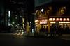 Meieki 3-chome, Nagoya (kinpi3) Tags: 名古屋 japan nagoya night street ricoh gr meieki