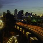 Car Trails | Seattle thumbnail
