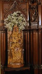 Church of St. Mary the Virgin (ktmqi) Tags: thechurchofsaintmarythevirgin smokymarys episcopalanglocatholic neogothic newyorkcity timessquare church napoleonlebrunsons pierrelebrun frenchgothic