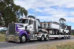 A1 ASPHALTING Kenworth T904 (Bourney123) Tags: kenworth t904 truck trucks trucking truckshow castlemaine diesel melbourne float