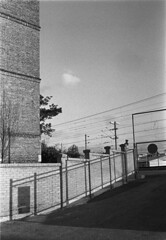 Backstein (bian.hag) Tags: light shadow nothing cloud canon canonet