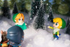 We Found The One (Pati's Nendoroid Photography) Tags: link toonlink younglink botwlink windwakerlink majorasmasklink windwaker majorasmask breathofthewild botw legendofzelda loz nendoroid ねんどろいど goodsmilecompany gsc nendoroidphotography nendography nendophotography nendostory toyphotography animefigure figurephotography nendophoto365