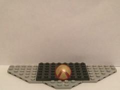 Lego Custom: Spartan Shied (Captain Crafter) Tags: lego custom spartan shield greek