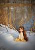 In the snow (Liberty's dream) Tags: jun planning groove pullip fc full custo kit mio obitsu wig monique