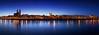 Magdeburg Skyline (FH | Photography) Tags: magdeburg skyline panorama elbe blauestunde sachsenanhalt stadt wahrzeichen tourismus promenade abends deutschland magdeburgerdom kirche altstadt elbufer johanniskirche klosterunserliebenfrauen kloster glauben religion gebäude architektur