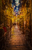 Alleyway in Chester (RCARCARCA) Tags: lights night 2017 alleyway chester 5diii alley sky canon nighttime christmas 2470l bothends