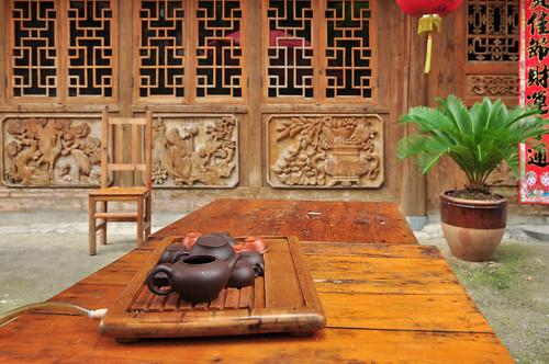 Longsheng titian, Ping'An
