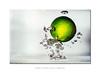 Splash !!! citron vert (Anne-Françoise LAURANS) Tags: splash haute vitesse highspeed nikon fruits