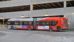 WMATA Metrobus 2015 New Flyer Xcelsior XDE60 #5473 (MW Transit Photos) Tags: wmata metrobus new flyer xcelsior xde60