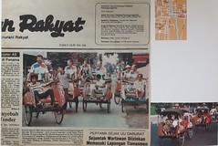 Thailand en Indonesie Tourtocht Veenendaal Naar Thailand en Indonesie Artikel in Indonesiische krant Collectie Ton Delsink (Historisch Genootschap Redichem) Tags: thailand en indonesie tourtocht veenendaal naar artikel indonesiische krant collectie ton delsink