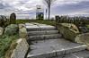 Winter drab (Tony Tomlin) Tags: crescentbeach surreybc canada lifeguardstation stones steps