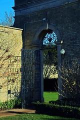 Gateway (nickym6274) Tags: wrestpark silsoe bedfordshire heritagepark gateway shadow