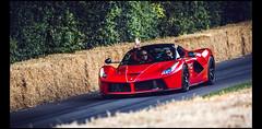 Ferrari LaFerrari Aperta (2017) (Laurent DUCHENE) Tags: goodwoodfestivalofspeed motorsport car fos 2017 ferrari laferrari aperta