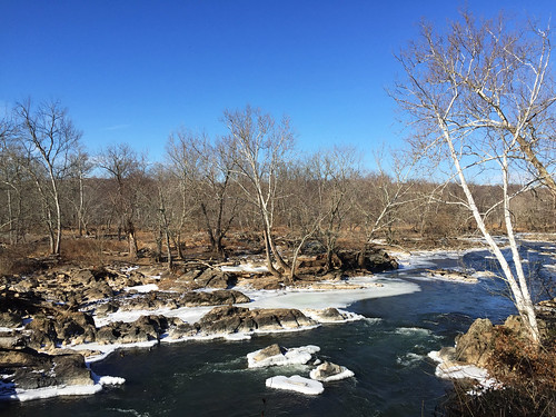 Potomac River, Great Falls, Maryland