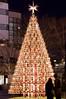 六本木ヒルズ アーテリジェントクリスマス Roppongi Hills Artelligent Christmas 2017 (ELCAN KE-7A) Tags: 日本 japan 東京 tokyo 六本木 roppongi ヒルズ hills 66プラザ plaza クリスマス christmas ツリー tree イルミネーション ライトアップ illumination ペンタックス pentax k3ⅱ 2017