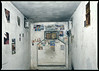 Installation, N°467 (fuseholder) Tags: mamiya645 mamiya645protl mamiyashift gssdabandoned sovietunionabandoned