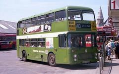 The eventual winner (Fray Bentos) Tags: bristolvrt xdv605s westernnational ecw nationalbuscompany