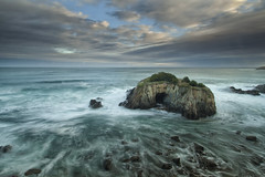 _MG_0715RRRRRRRRRRRRRR (José Luis (Vasco)) Tags: asturias atardecer agua cantabrico mar sedados cielo costa