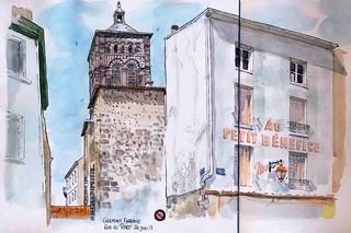 Clermont Ferrand, au Petit bénéfice