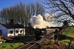 Severn Valley Railway 28th December (Martin Creese) Tags: svr severnvalleyrailway december 2017 nikon d90 winter photography railway shropshire worcestershire