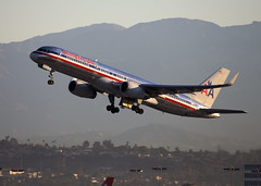 N183AN_757-223_AAL_KLAX_4506 (Mike Head - Jetwashphotos) Tags: boeing 757 757200 757223 aa aal americanairlines lax klax losangelesinternationalairport socal southerncalifornia us usa america