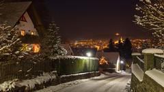 """Annaberger Weihnachtsberg verschneit in Winternacht • <a style=""""font-size:0.8em;"""" href=""""http://www.flickr.com/photos/91814557@N03/38487344644/"""" target=""""_blank"""">View on Flickr</a>"""